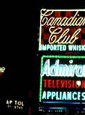 Canadian Club, Admiral 1953